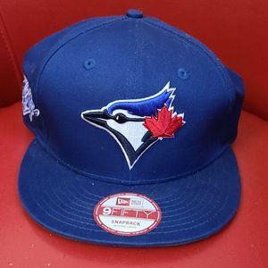 New Era Toronto Blue Jay's Snapback